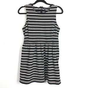 3/$25 Madewell Striped Dress Size Large